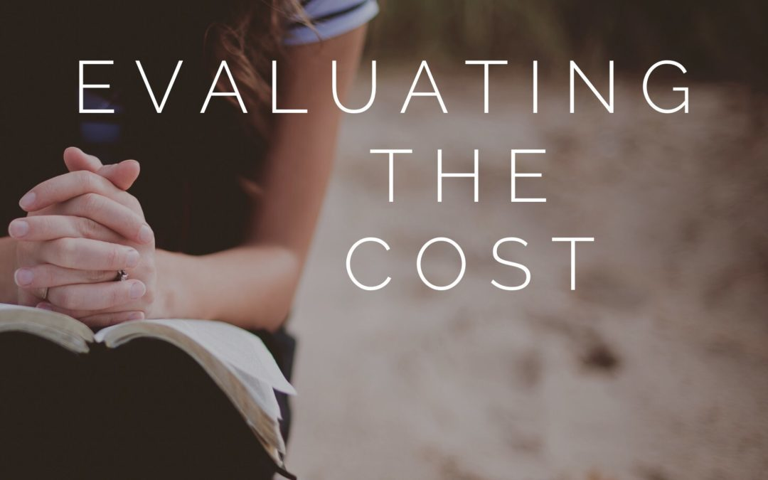 Evaluating the Cost